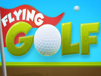 Flying Golf