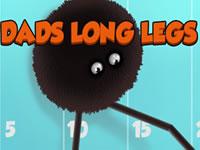 Dad's Long Legs