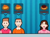 La boutique de gâteaux
