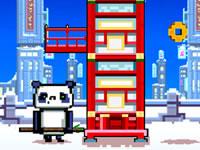 Timberman Panda