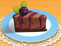 Cheesecake Chocolat-Mûre