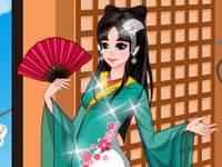 Porter un kimono traditionnel