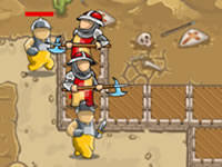 La défense des croisés - Pack de niveaux