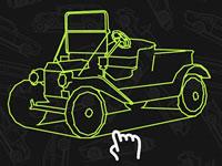 Doodle History 3D - Automobiles