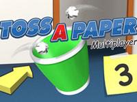 Toss a Paper 3