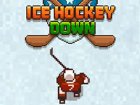 Ice Hockey Down