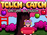Touch And Catch - Sakura Blossom