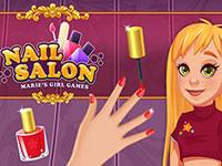 Nail Salon - Marie's Girls games